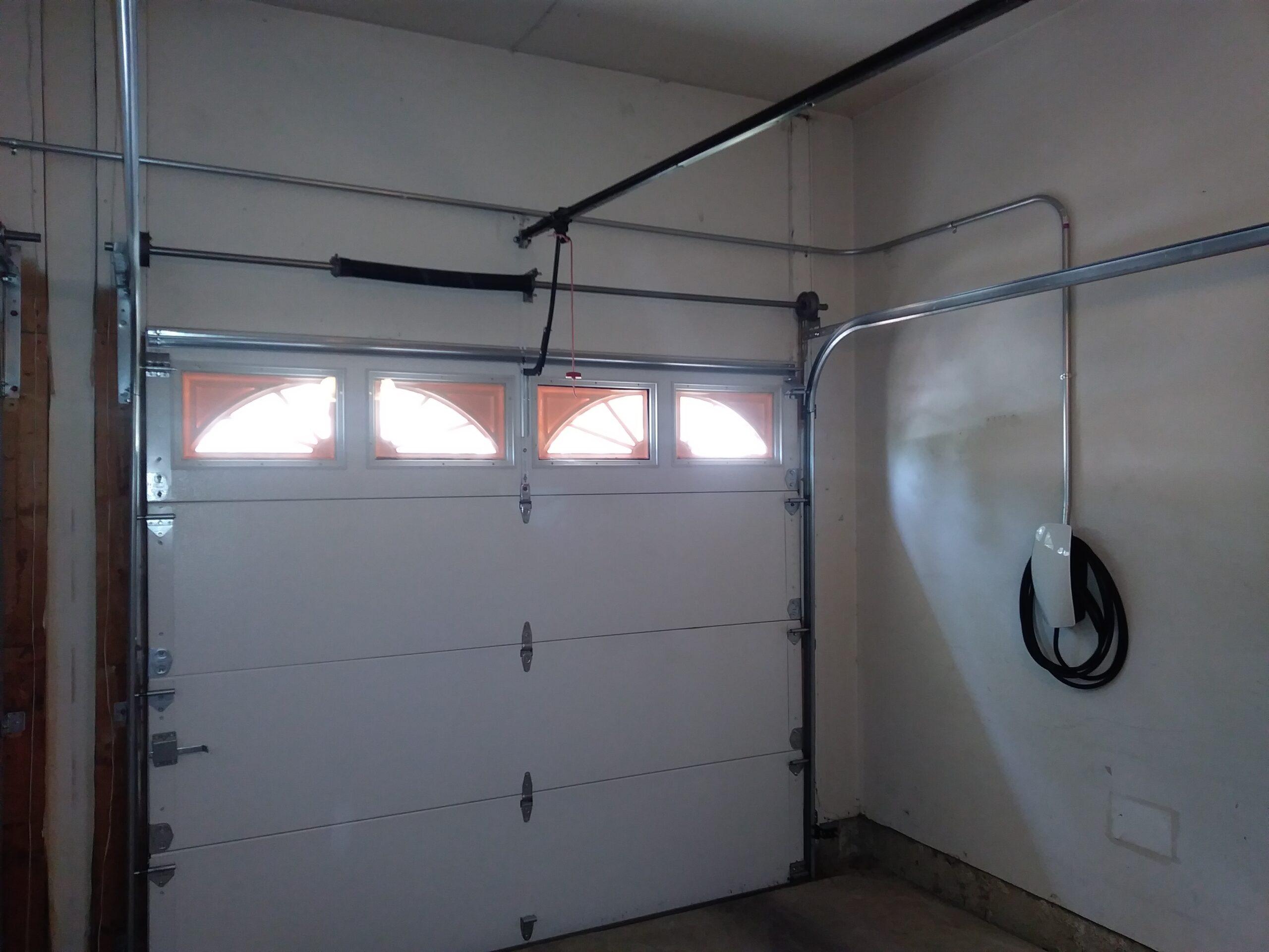Gen 3 hpwc in garage